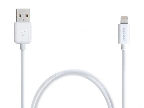 TP-Link TL-AC210 USB A/LIGHTNING B MFi, 1m bílý