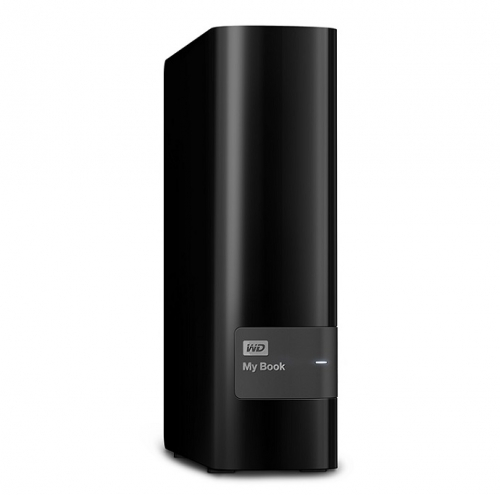 Western Digital My Book 8TB černý