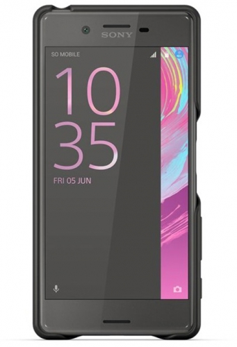 Sony SBC26 pro Xperia XA černý