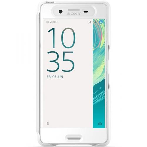 Sony SCR50 pro Xperia X bílé