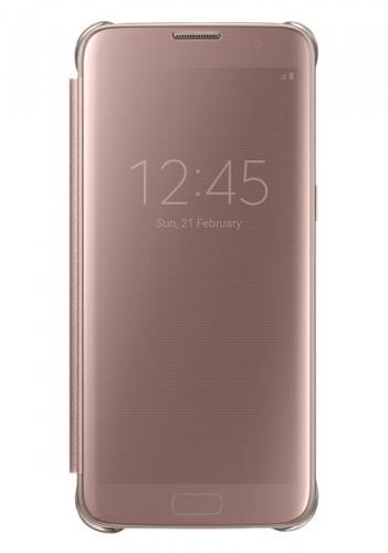 Samsung Clear View pro Galaxy S7 (EF-ZG930CZ) růžové