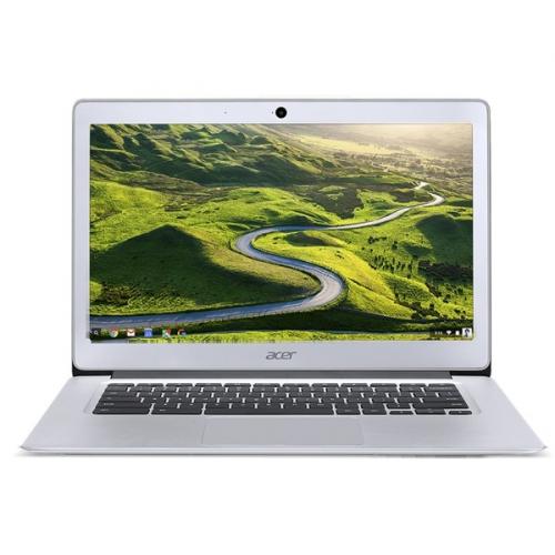 Acer Chromebook 14 (CB3-431-C51Q) stříbrný + dárek