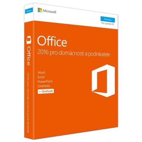 Microsoft CZ pro domácnosti a podnikatele