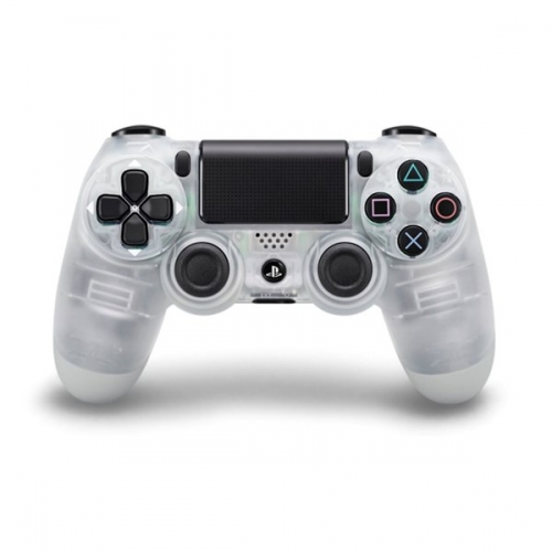 Sony Dual Shock 4 pro PS4 - crystal