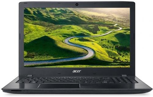 Acer Aspire E15 (E5-575G-580L) černý + dárek