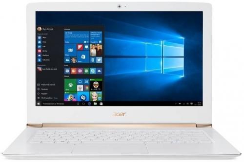 Acer Aspire S13 (S5-371-75AM) bílý + dárek