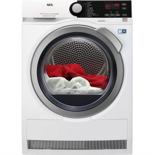 Sušička prádla AEG AbsoluteCare® T8DBE68SC bílá