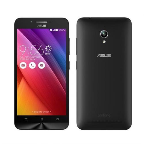 Asus ZenFone GO ZC500TG-1A131WW 16 GB černý
