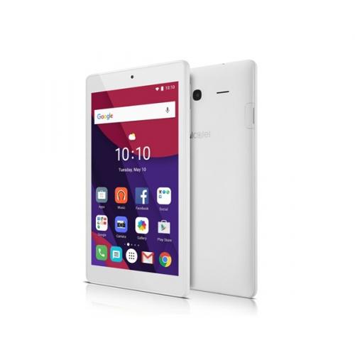 Fotografie ALCATEL tablet ONETOUCH PIXI 4 (7), 7 palců, Wifi, barva White, bílý