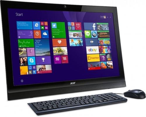Acer Aspire Z1-622 černý