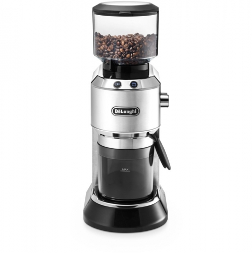 Kávomlýnek DeLonghi DEDICA KG520M stříbrný + DOPRAVA ZDARMA