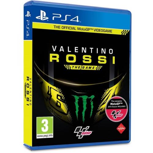 Milestone PS4 Valentino Rossi The Game