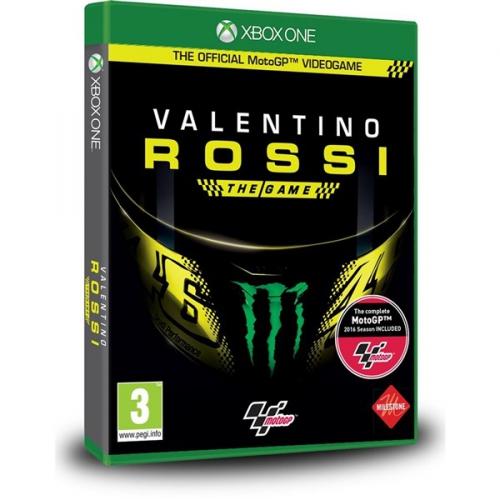 Milestone Xbox one Valentino Rossi The Game