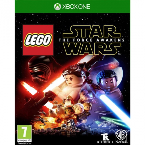 Ostatní Xbox One - Lego Star Wars: The Force Awakens