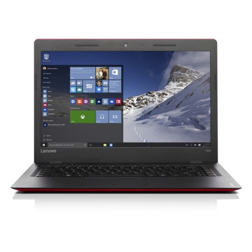 Lenovo IdeaPad 100S-14IBR červený + dárek