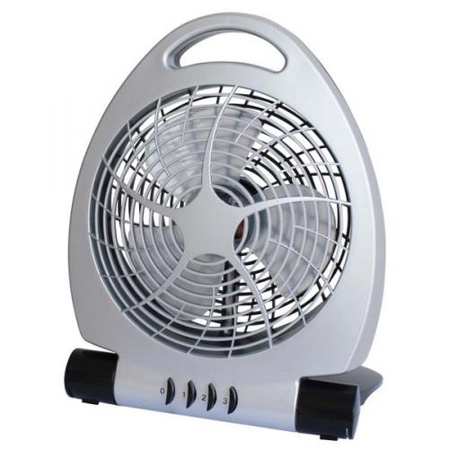 Ventilátor Ardes B23 stříbrný