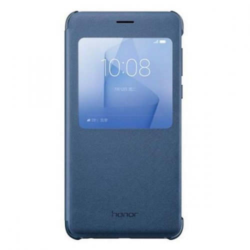 Honor 8 Smart Cover modré
