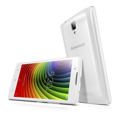 Lenovo A2010 Single SIM LTE bílý + dárek