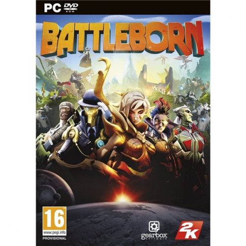 2K Games PC - Battleborn