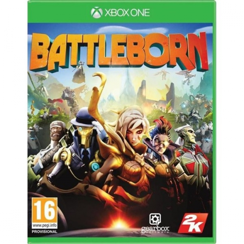 2K Games Xbox One - Battleborn