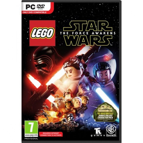 Ostatní PC - Lego Star Wars: The Force Awakens