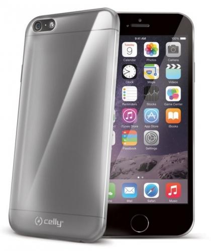 Celly Gelskin pro Apple iPhone 8/7 průhledný