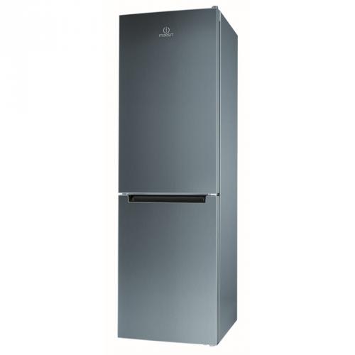 Chladnička s mrazničkou Indesit LR8 S2 X B nerez