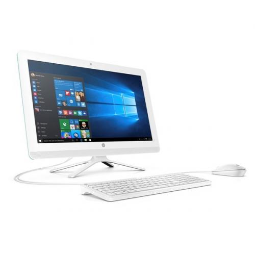 HP 24-g050nc AiO 24'' bílý + dárek