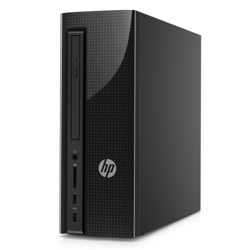 HP Slimline 260-a180nc černý + dárek