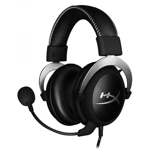 HyperX CloudX pro Xbox, PC černý
