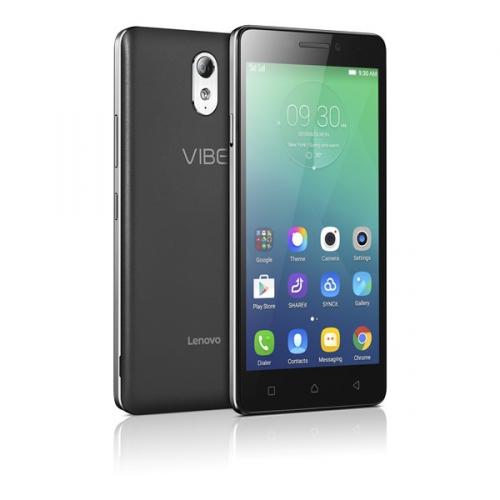 Lenovo VIBE P1m Single SIM černý + dárky