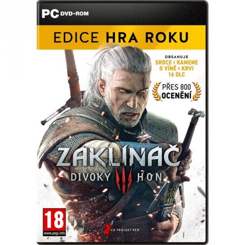 Fotografie CD Projekt PC Zaklínač 3: Divoký hon - Edice hra roku (8595071033863)