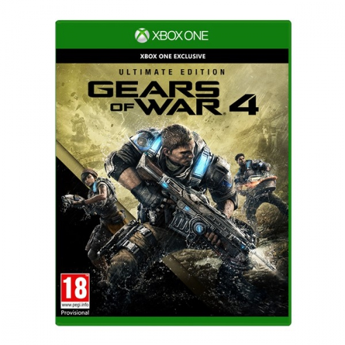Microsoft Xbox One Gears of War 4 Ultimate Edition