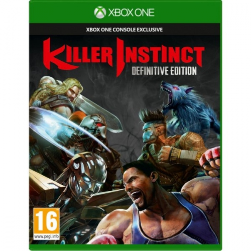Microsoft Xbox One Killer Instinct Definitive Edition