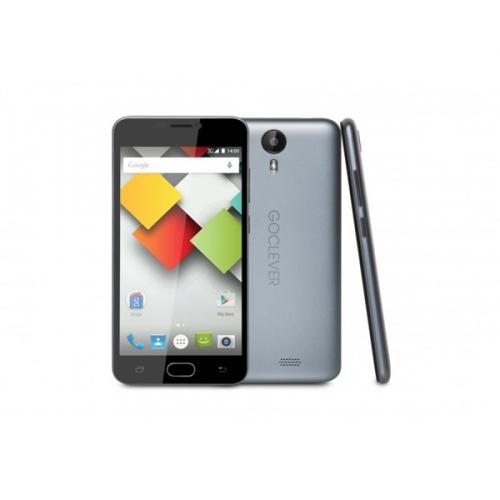 GoClever QUANTUM3 500 LTE Dual SIM šedý + dárky