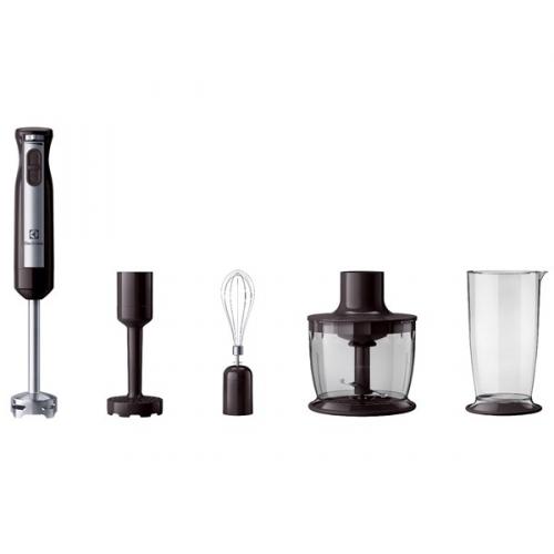 Electrolux Creative Collection ESTM6500 černý/stříbrný