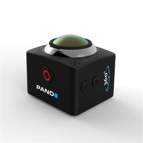 Niceboy PANO 360 černá