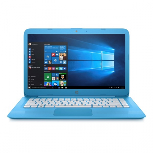 HP Stream 14-ax001nc modrý + dárky