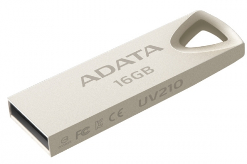 A-Data UV210 16GB kovová