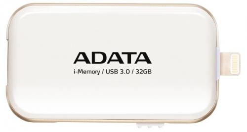 A-Data UE710 32GB pro Apple bílá
