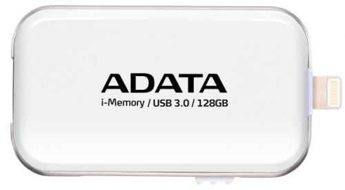 A-Data UE710 128GB pro Apple bílá
