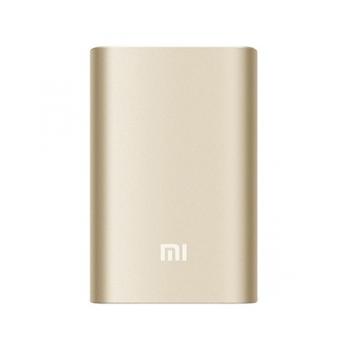 Xiaomi 10000 mAh zlatá