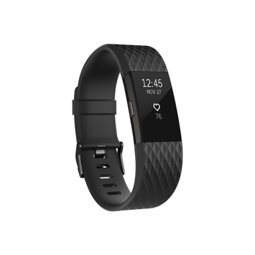 Fitbit Charge 2 small - Black Gunmetal