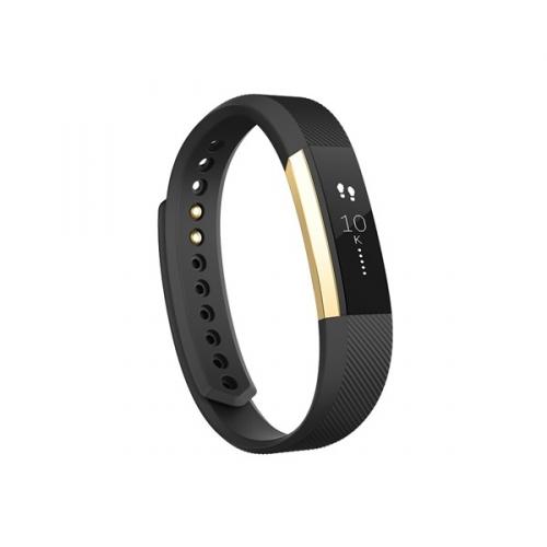 Fitbit Alta large černý/zlatý