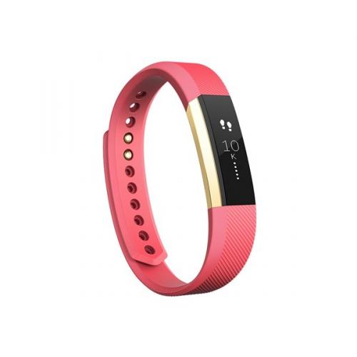 Fitbit Alta large růžový/zlatý