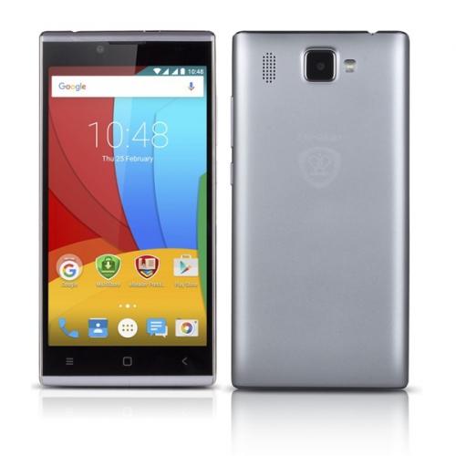 Prestigio Grace Q5 Dual SIM šedý
