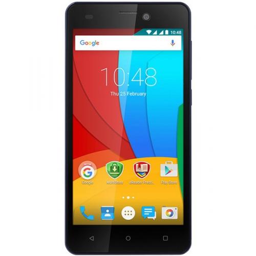 Prestigio Wize P3 Dual SIM modrý