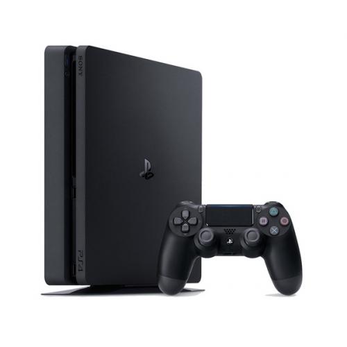 Sony PlayStation 4 SLIM 500GB černá + dárky
