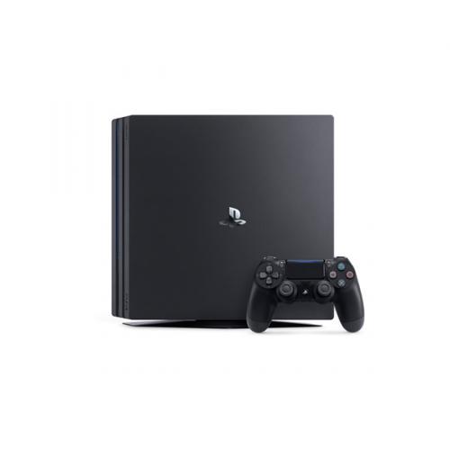 Sony PlayStation 4 PRO 1TB černá