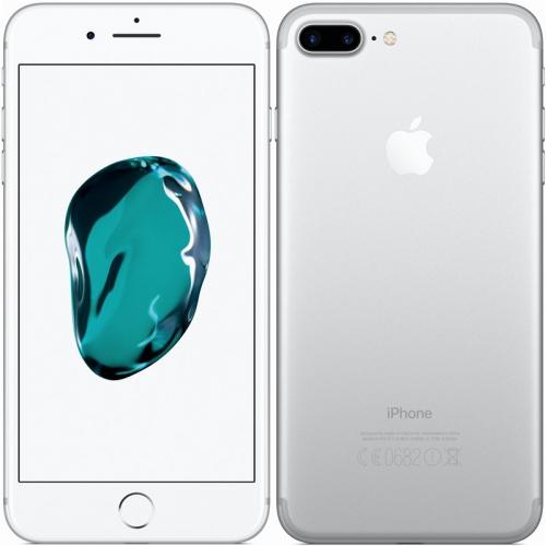 Mobilní telefon Apple iPhone 7 Plus 128 GB - Silver + dárek